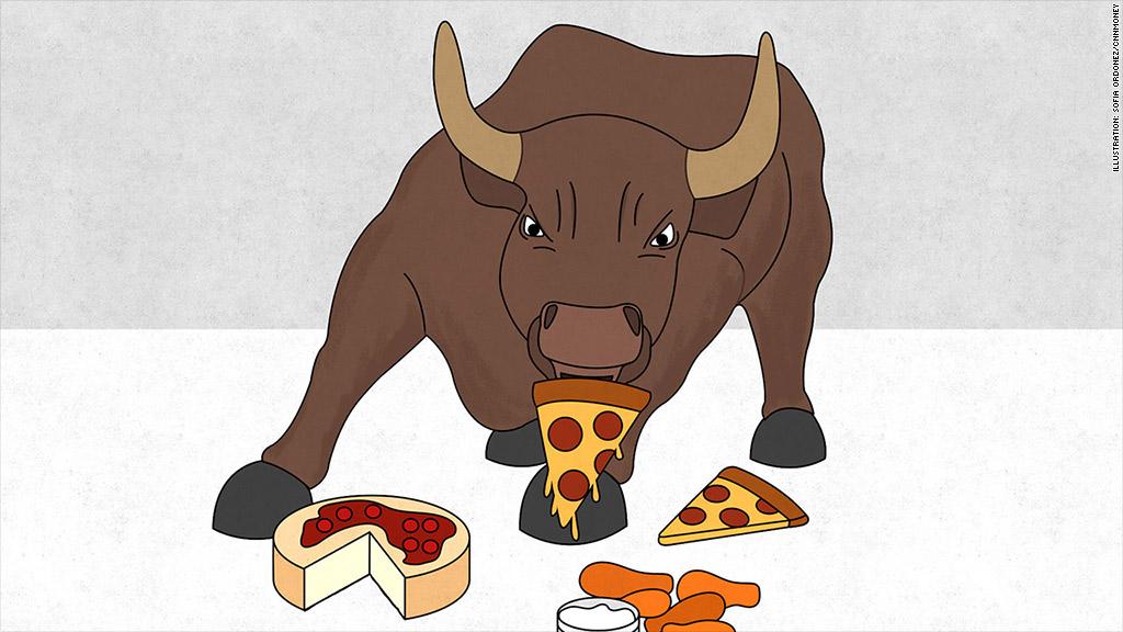 high calorie bull