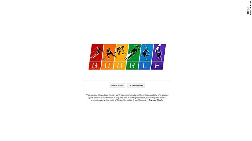 lgbt google doodle