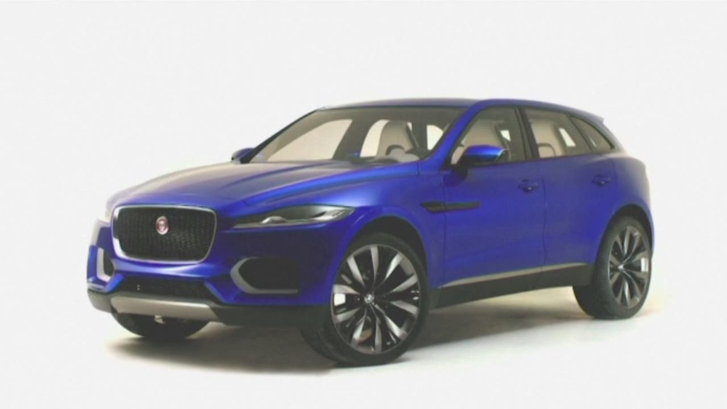 Jaguar Land Rover invests in fuel economy
