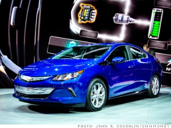 The 2016 Volt Will Use Smaller Lighter Battery Packs That More Energy Than Those In Today S New Electric Drive System Which Includes