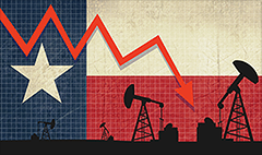 Texas: America's boom-and-bust oil capital