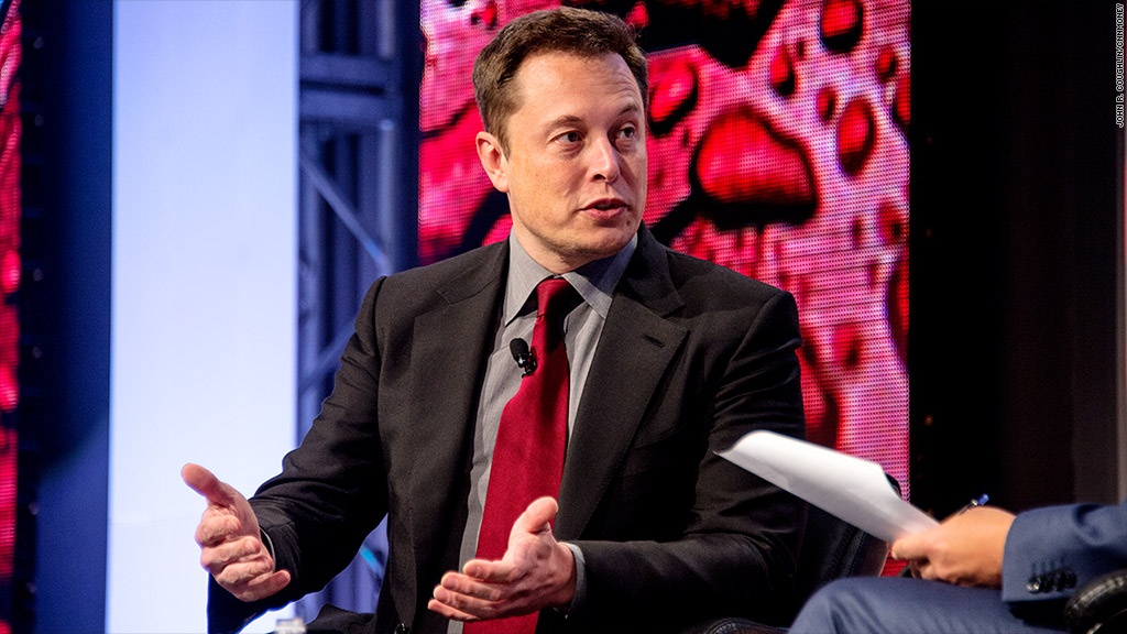 elon musk automotive news