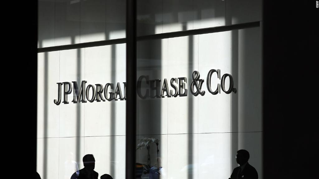JPMorgan's legal costs hit earnings