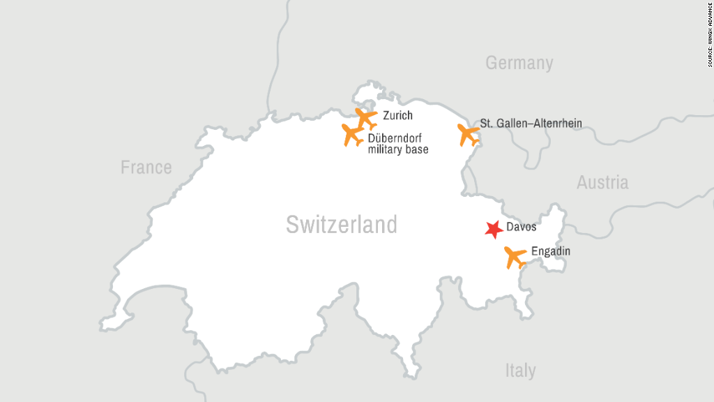 swiss airport
