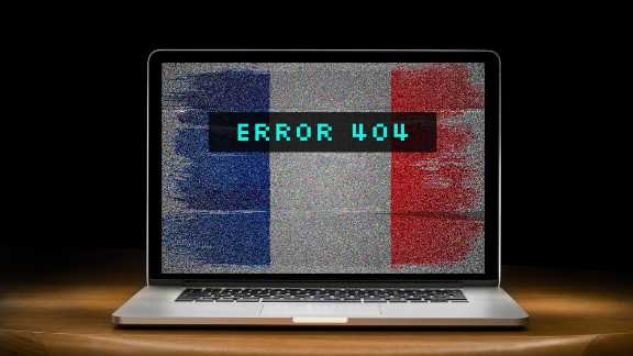 19,000 French websites under attack
