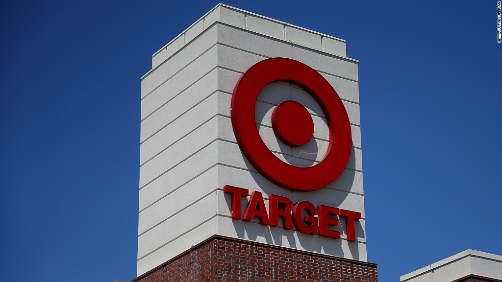 Target can no longer blame Canada