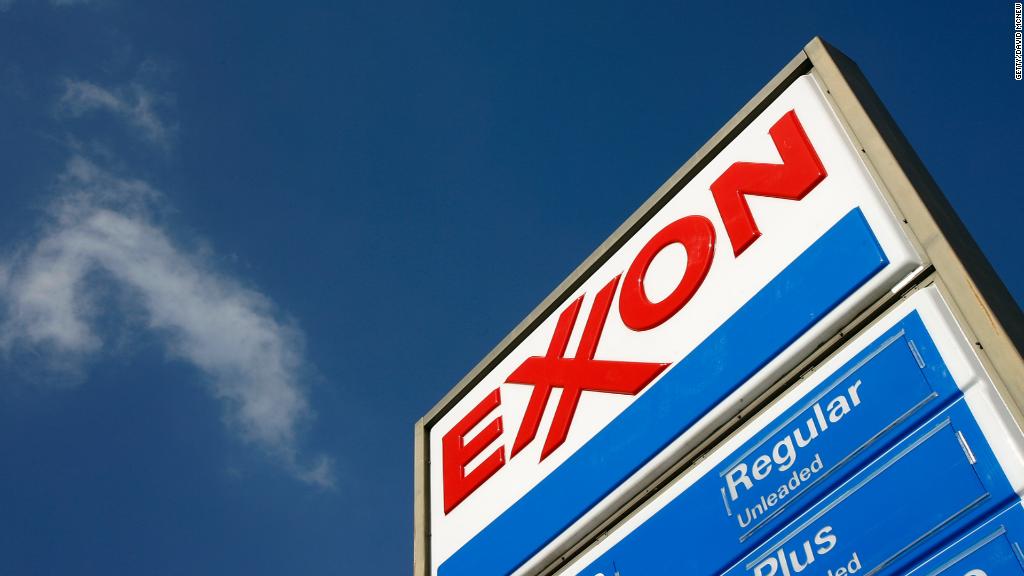 5 stunning stats about Exxon