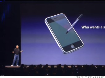 Over my dead body:' The Pencil and four other things Steve Jobs