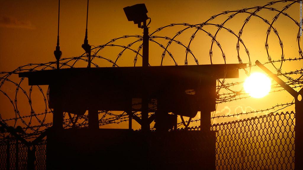 guantanamo bay detainee