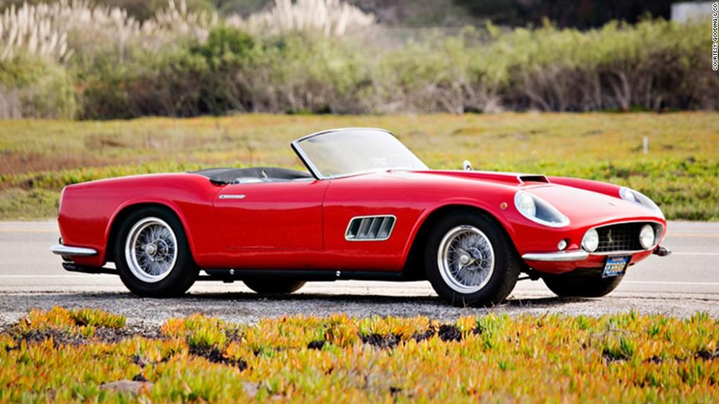1959 Ferrari 250 Gt Lwb California Spyder Ferraris Sell For