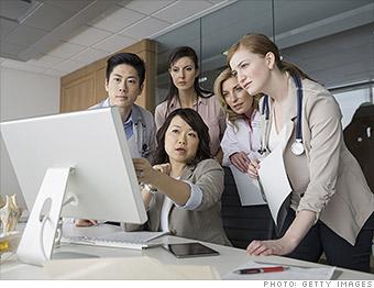 100 best jobs health information management director
