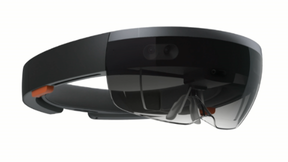 Hands on with Microsoft's HoloLens