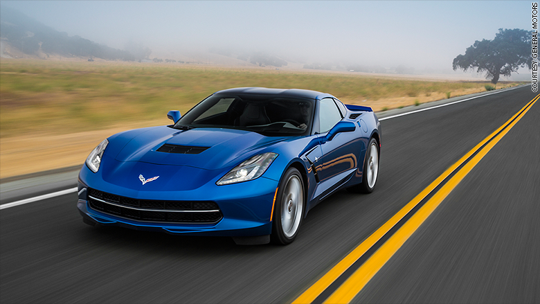 best resale value 2015 chevy corvette