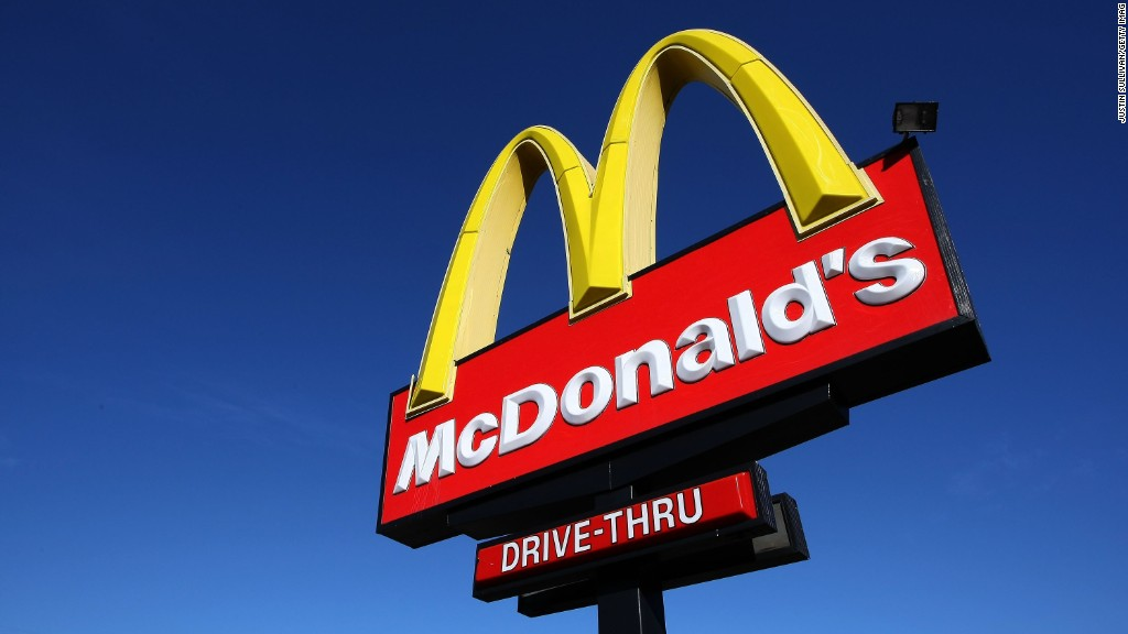 McDonald's turnaround plan in 60 seconds