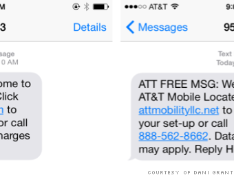 AT&T texts can be faked to hack you