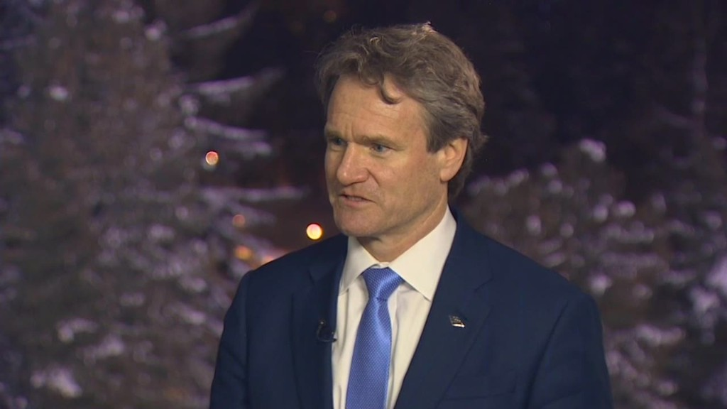 BofA CEO on Obama's 'middle class economics'