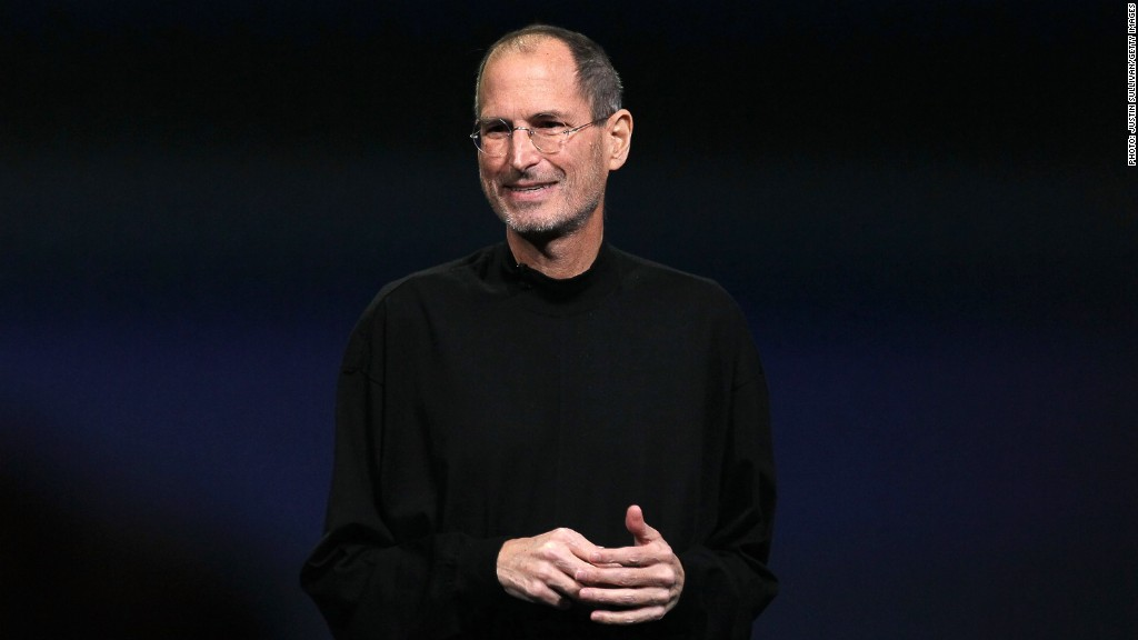 5 Great Moments from Steve Jobs
