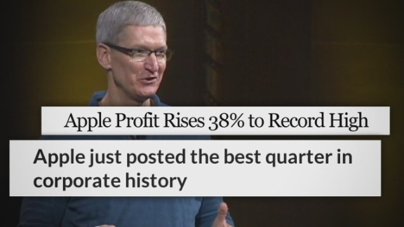 Tim Cook's Apple is hot. But can it keep going?
