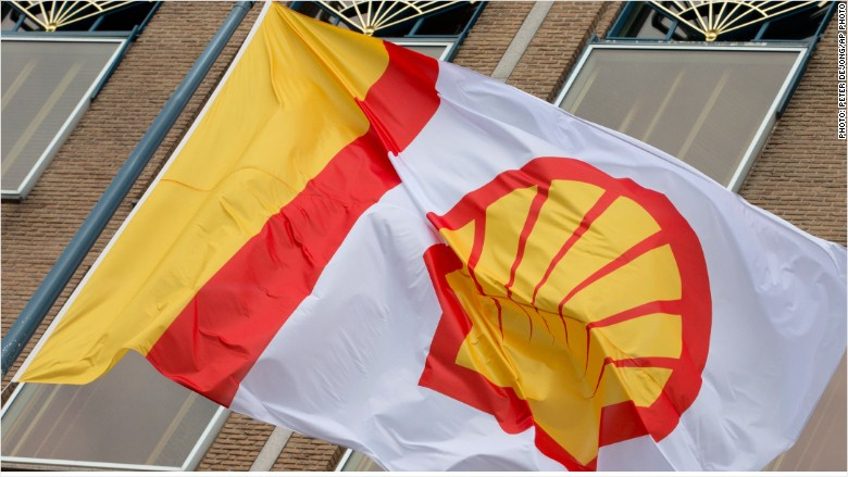 oil royal dutch shell