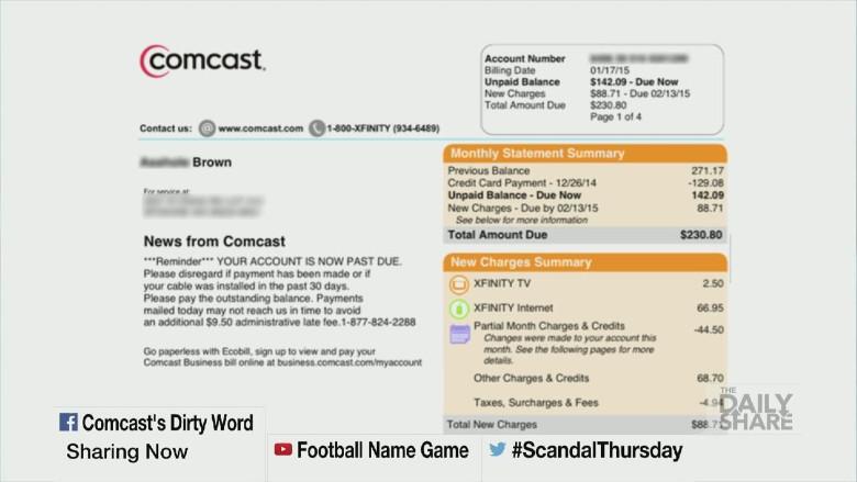 comcast regrets calling customer  u0026 39 a-hole u0026 39