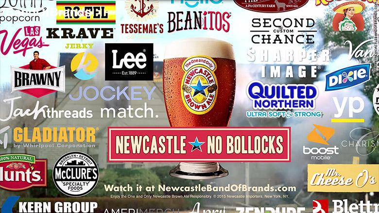 newcastle battle of brands