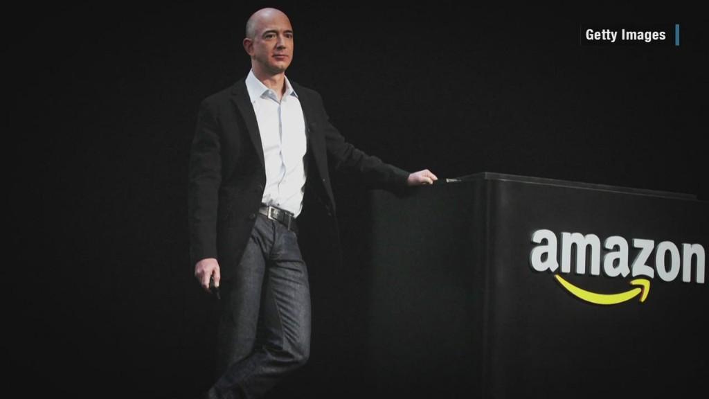 Jeff Bezos takes a 'swipe' at Tinder