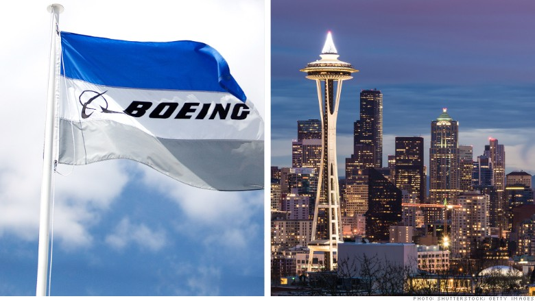 advanced industries seattle boeing