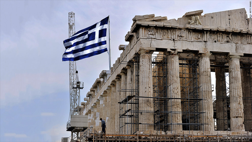 How can Greece grow its economy?