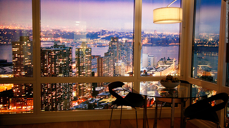new york luxury view