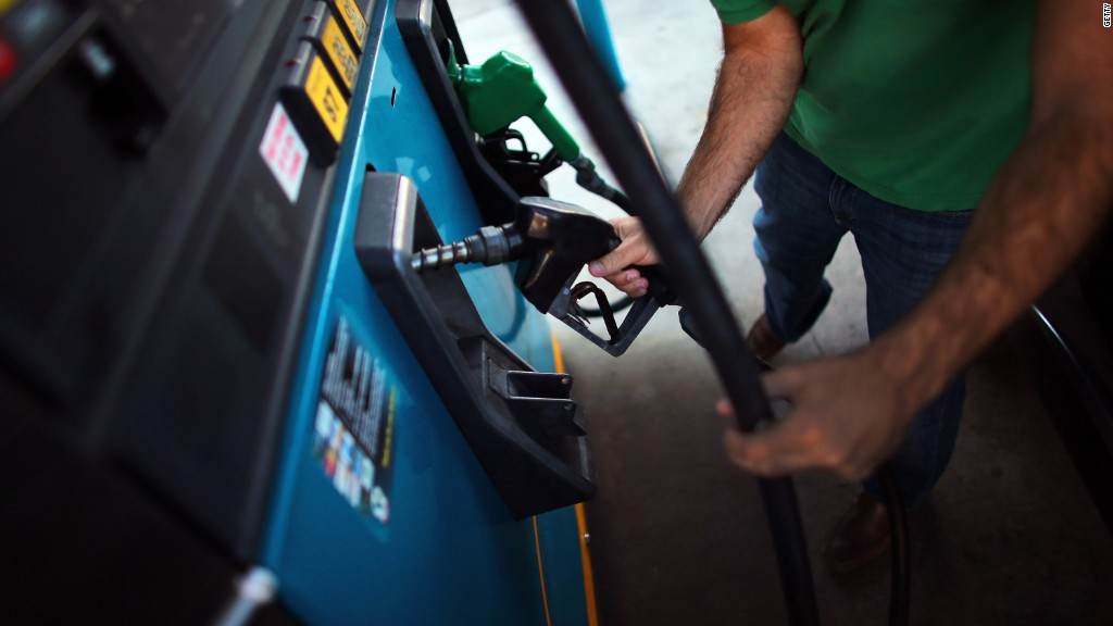 Oil prices rise... but they're still low