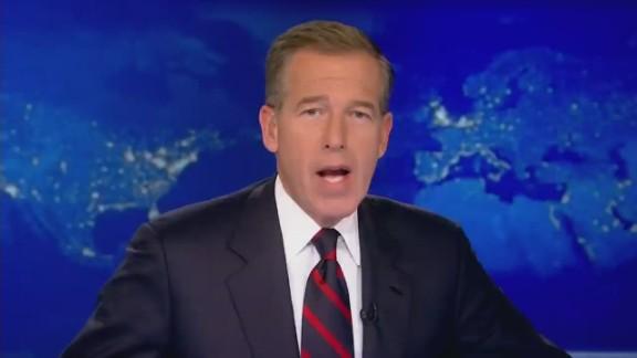 NBC's Brian Williams recants Iraq attack story