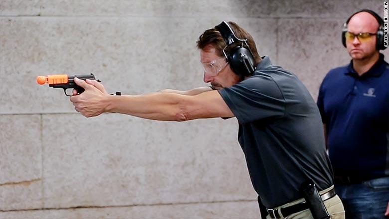 the alternative ballistics gun