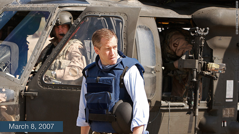 brian williams iraq 2007
