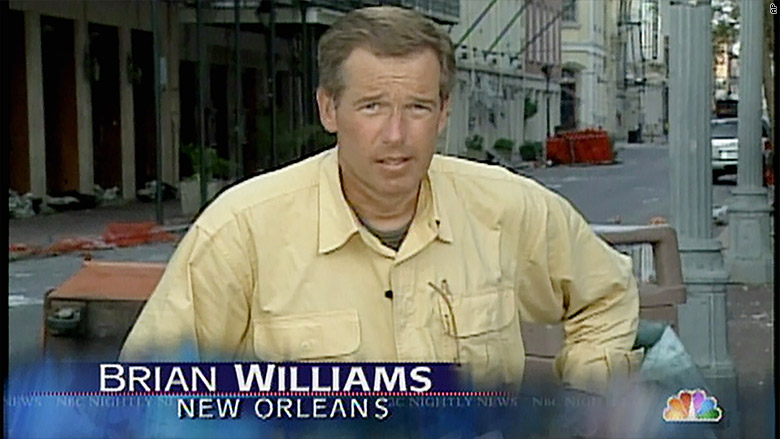 brian williams new orleans report