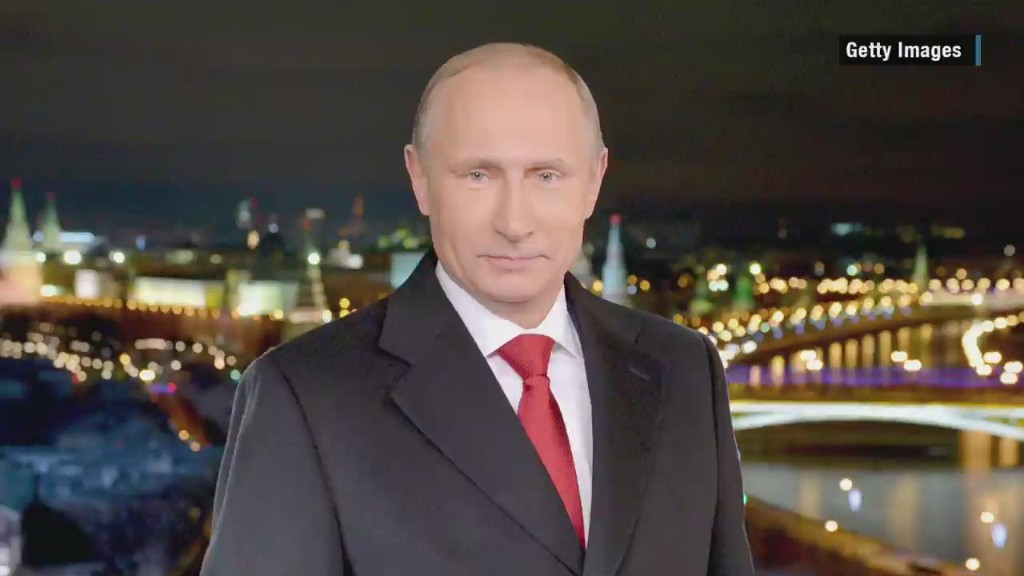 Vladimir Putin in 90 Seconds