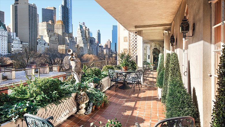 joan rivers penthouse terrace