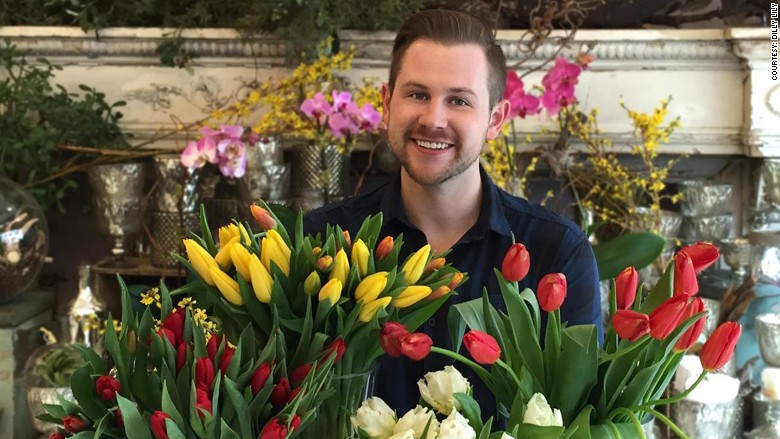 Could tulips be the new roses?