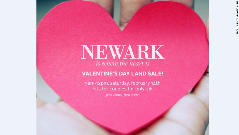 newark land sale