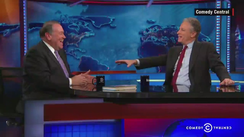 'The Daily Show' in five moments