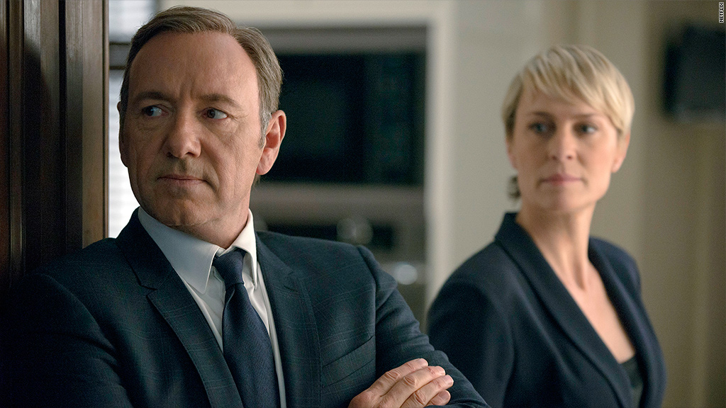 Frank Underwood's biggest season 3 problem