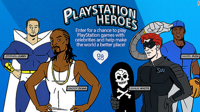 playstation heroes