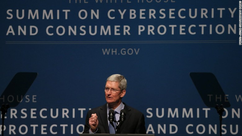 Tim Cook Privacy Is A Matter Of Life And Death