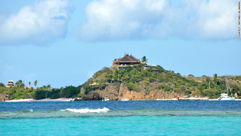 necker island extreme tech