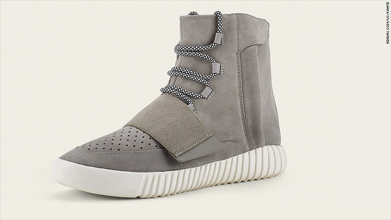Kanye's Yeezy Adidas sneakers sell out