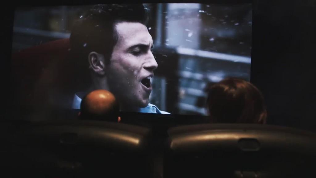 A movie theatre that stimulates all your senses