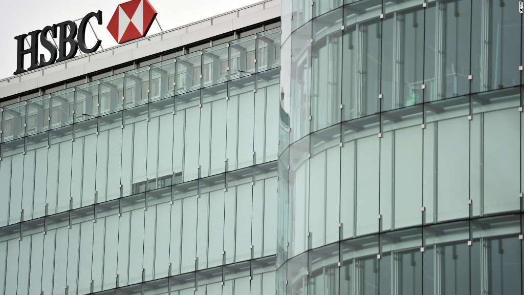 HSBC bank raided by Swiss authorities