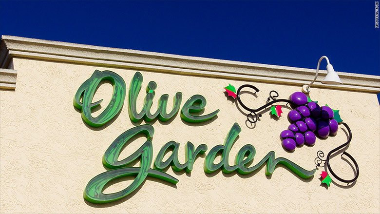How I fought Olive Garden (and won)