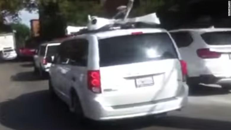 apple car self driving