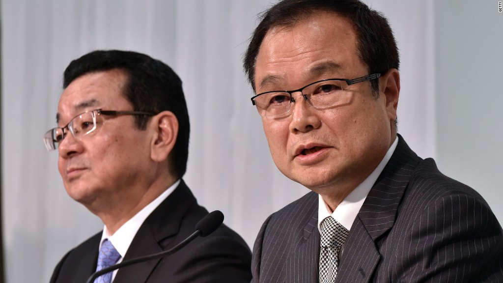 Honda's CEO stepping down