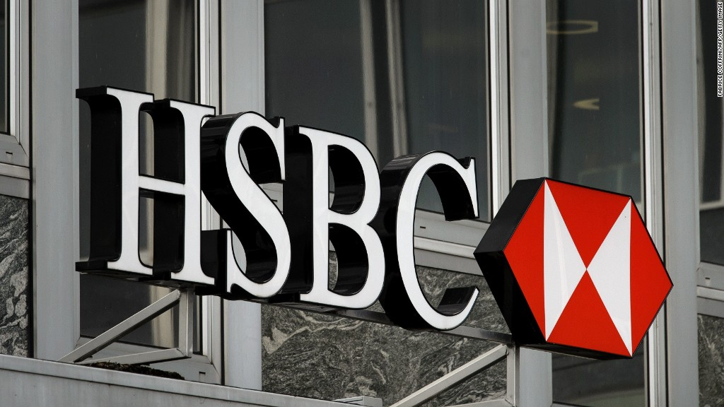 HSBC downsizes to cut costs
